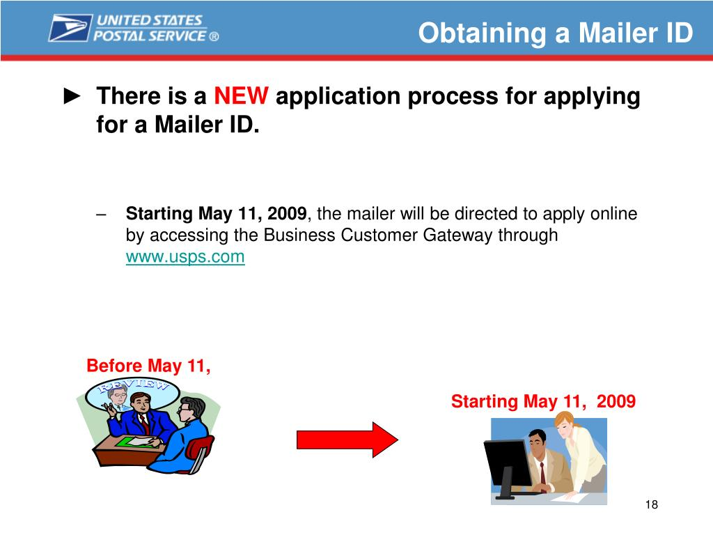 Obtaining a Mailer ID