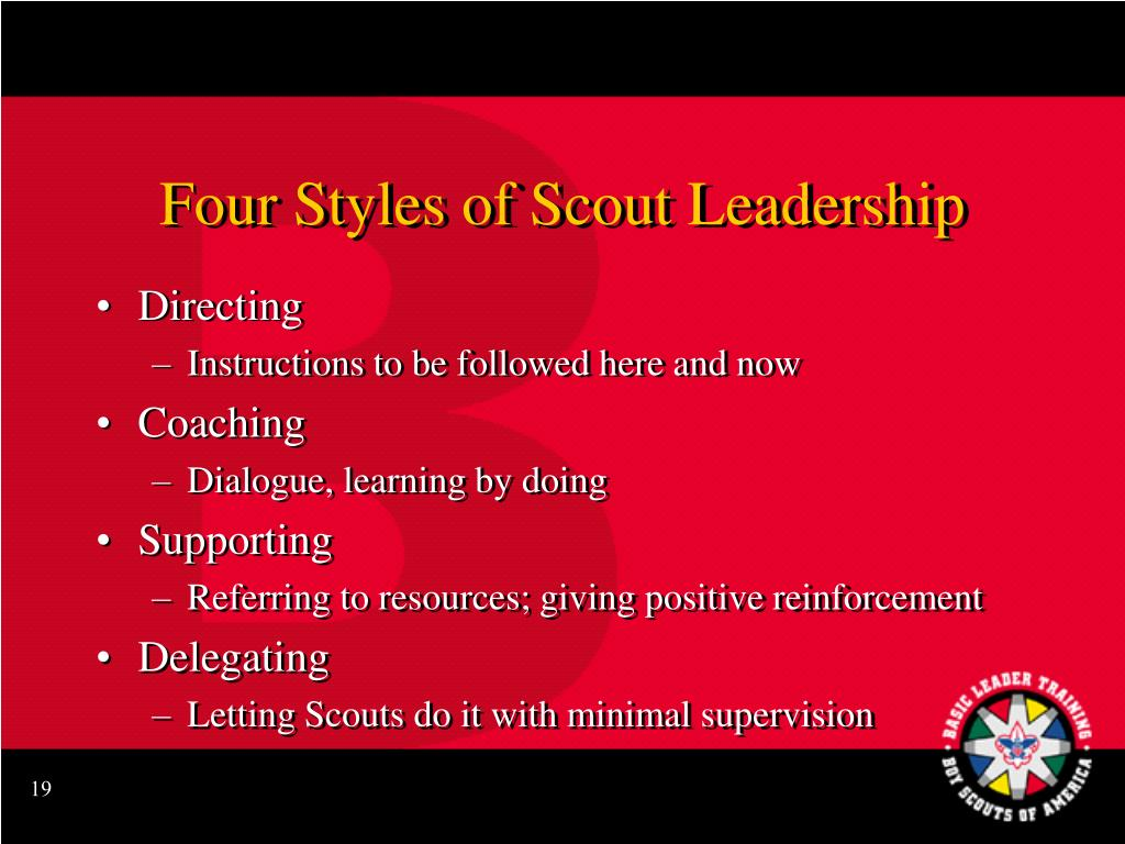 ppt - welcome to scoutmaster specific training powerpoint presentation