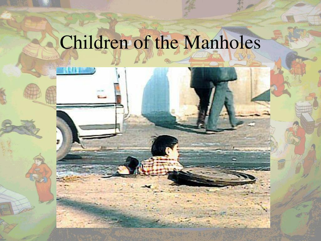 Children of the Manholes