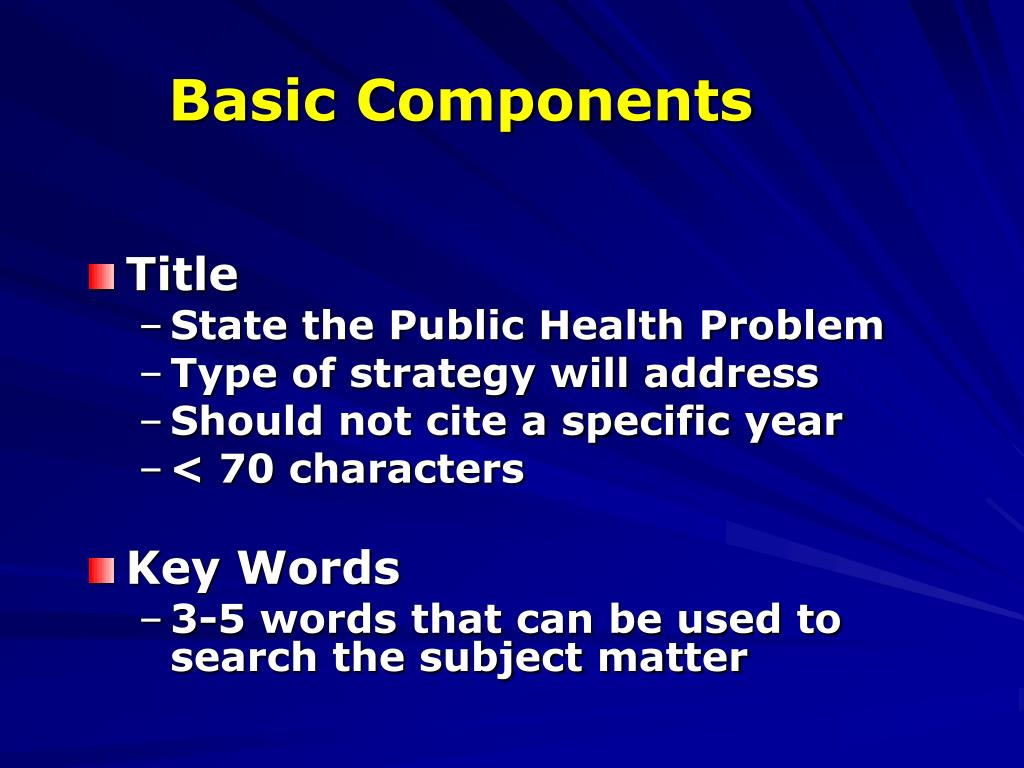 basic component of an essay All basic arguments have a few key elements as shown in toulmin's model above however, when space and time allow for it writing an argumentative essay.