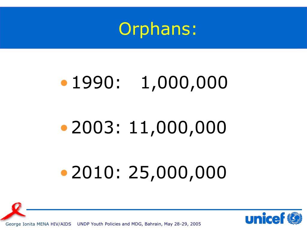 Orphans: