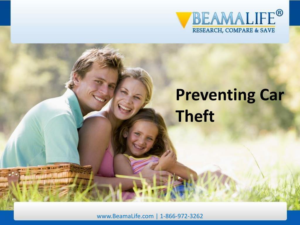 Preventing Car Theft