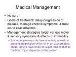 medical management128