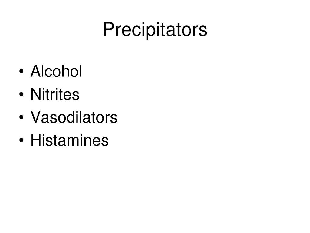 Precipitators