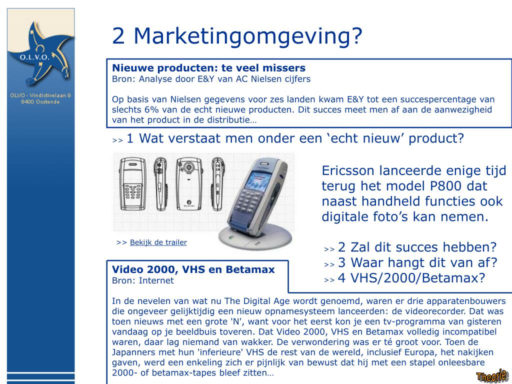 2 Marketingomgeving?