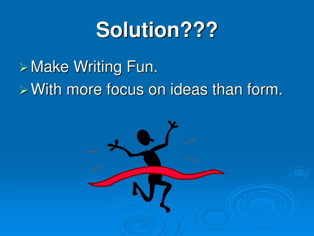 Solution???