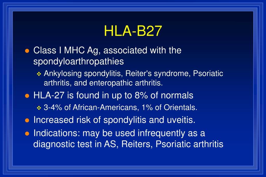 HLA-B27