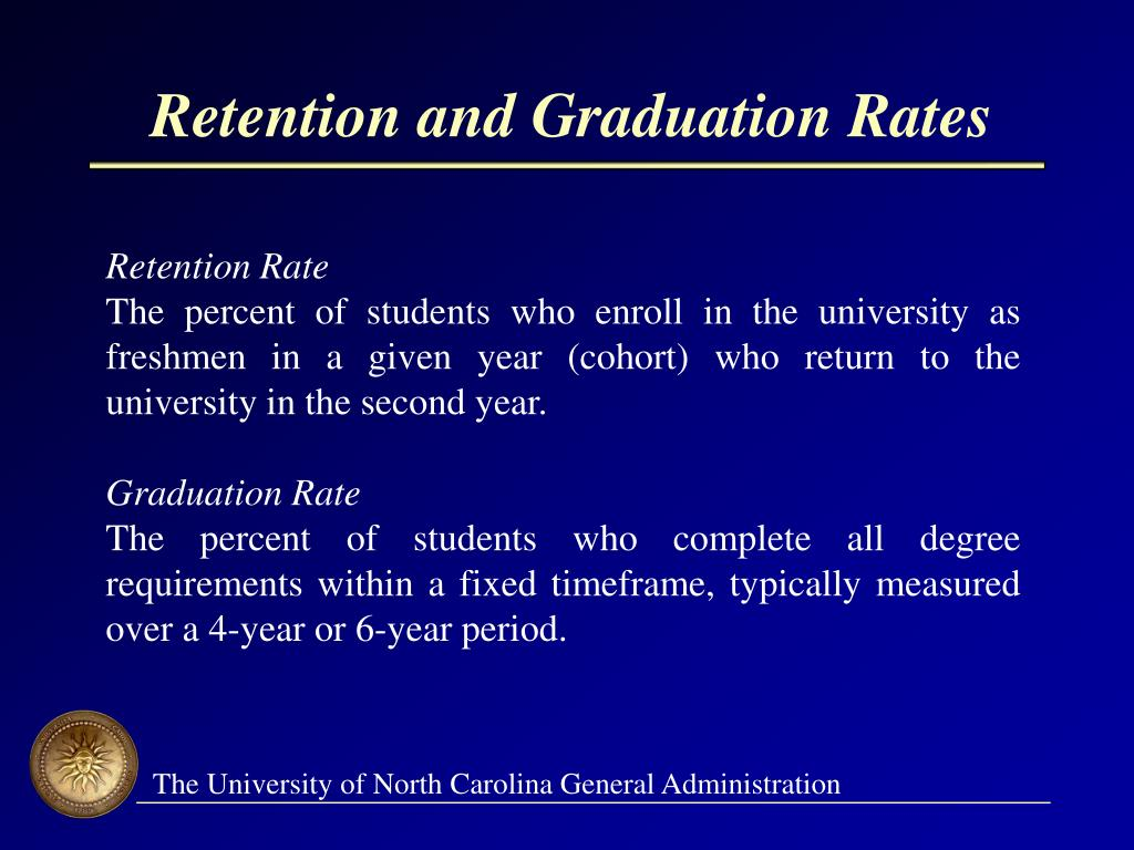 Retention and Graduation Rates