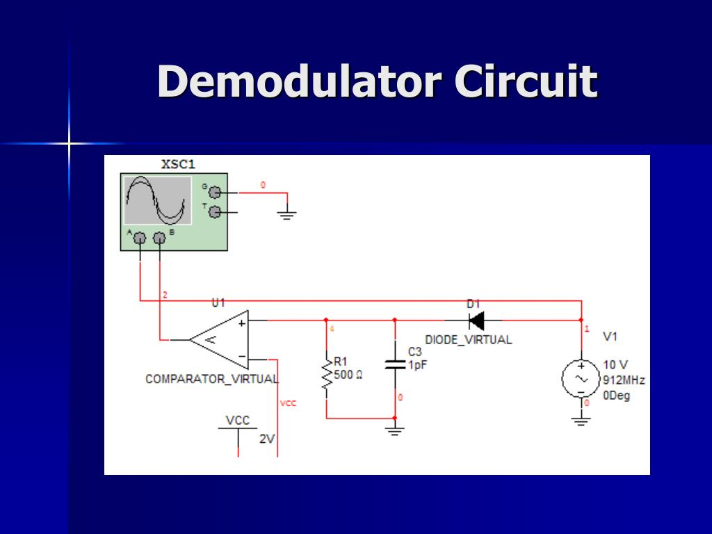Demodulator Circuit