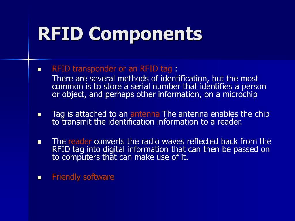 RFID Components