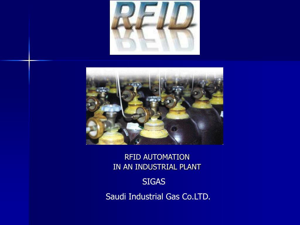 RFID AUTOMATION