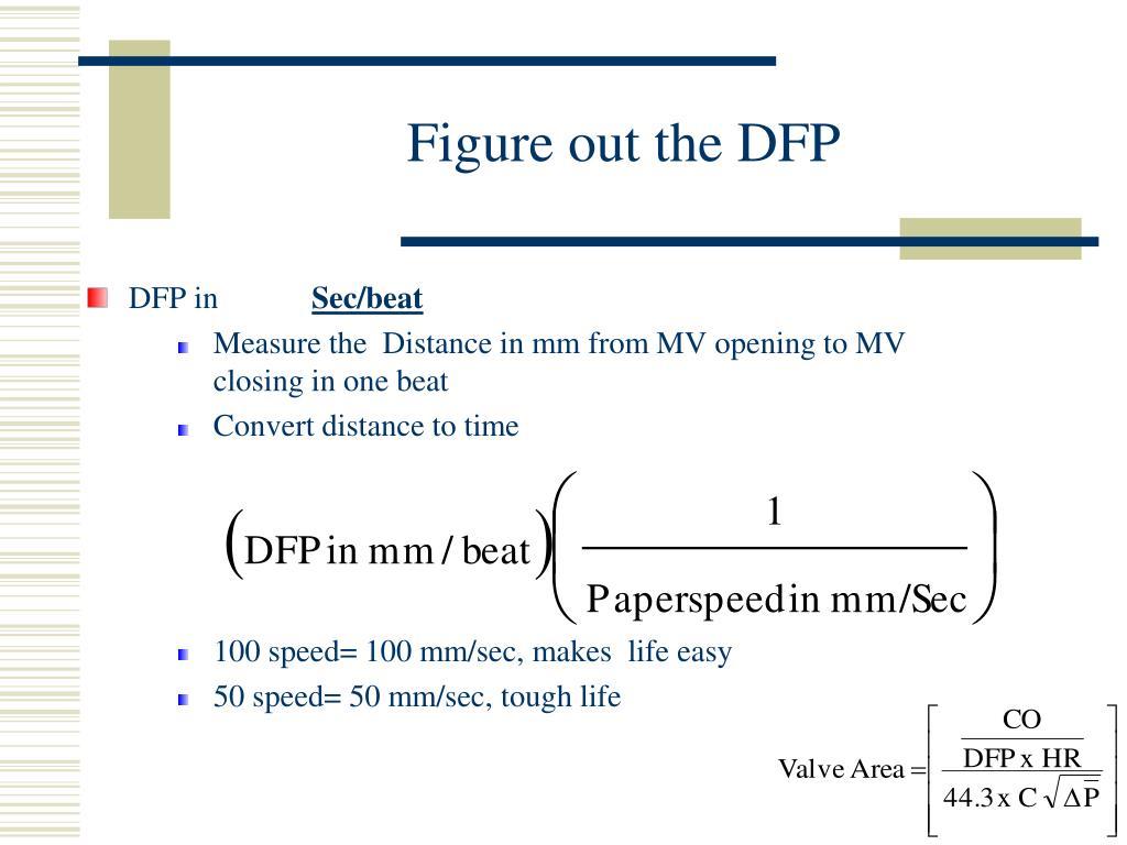 DFP in