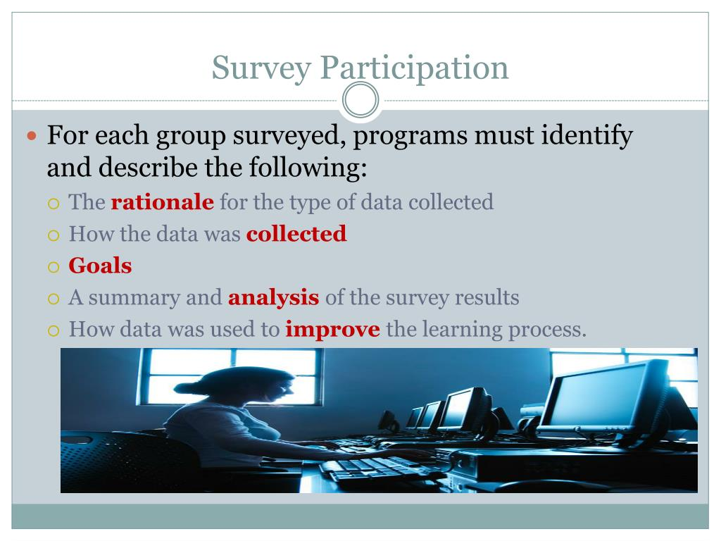 Survey Participation