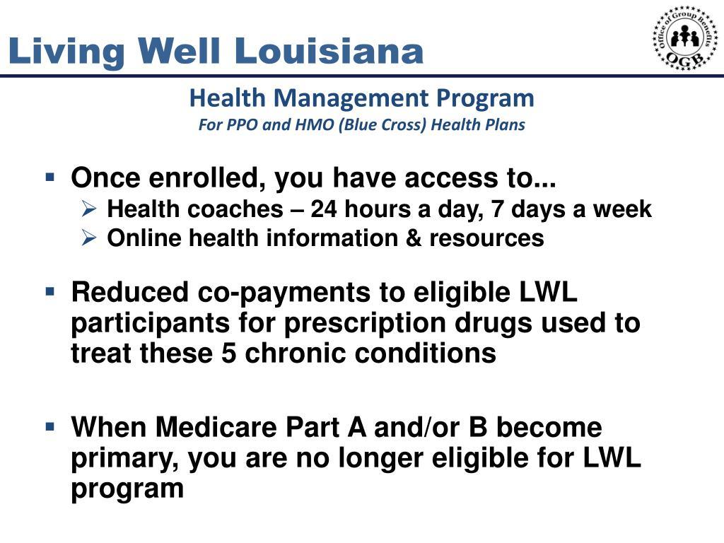 Living Well Louisiana