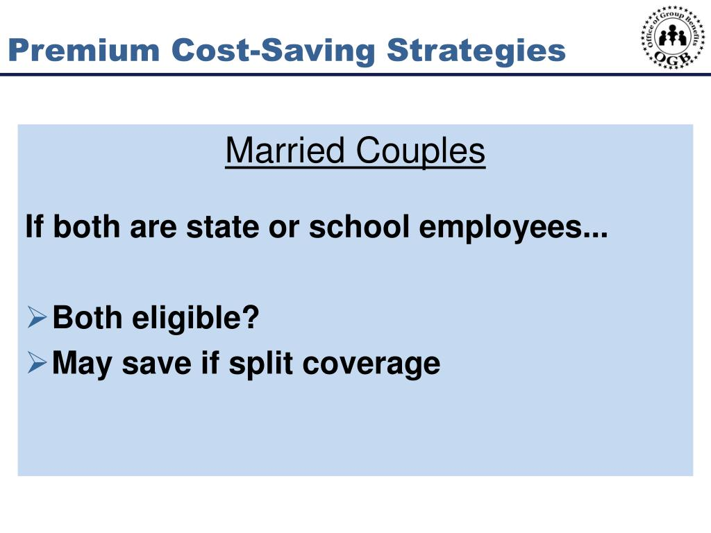 Premium Cost-Saving Strategies
