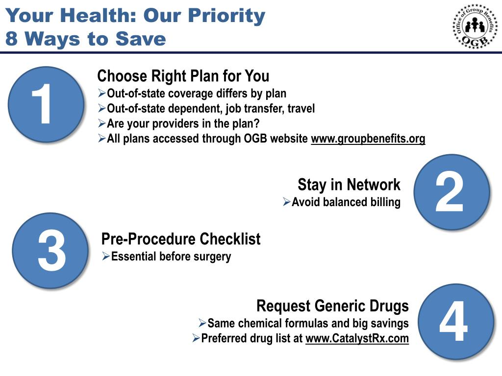 Your Health: Our Priority