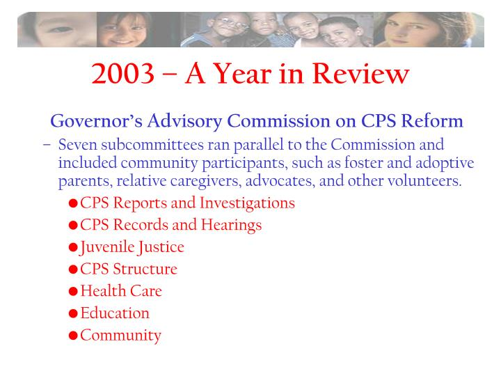 2003 a year in review3