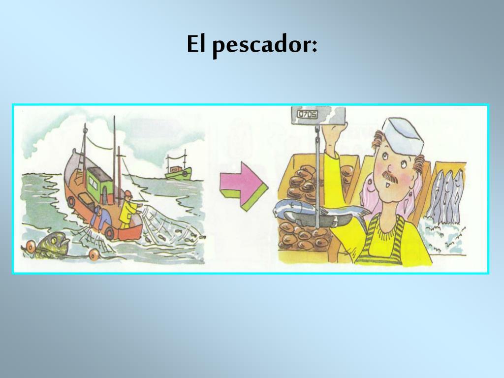 El pescador: