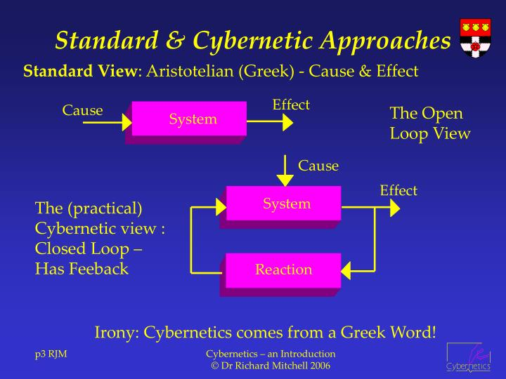 Standard & Cybernetic Approaches