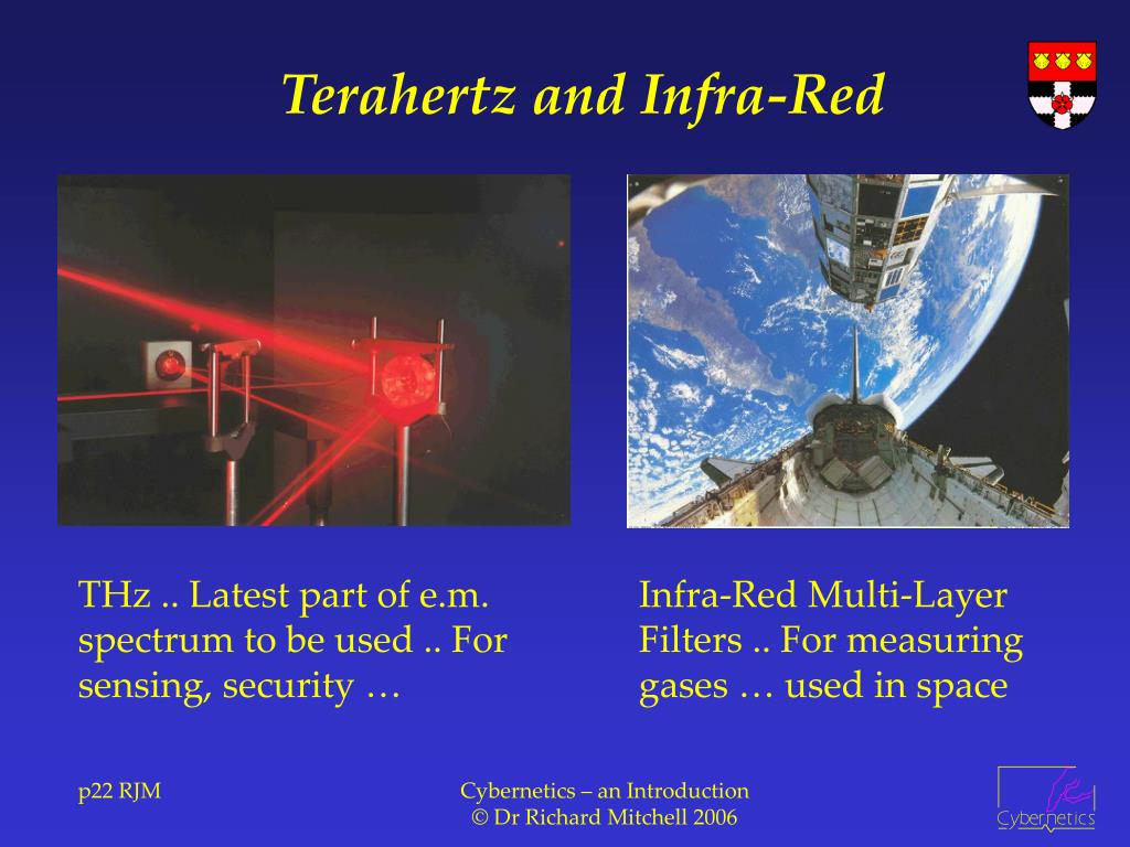 Terahertz and Infra-Red