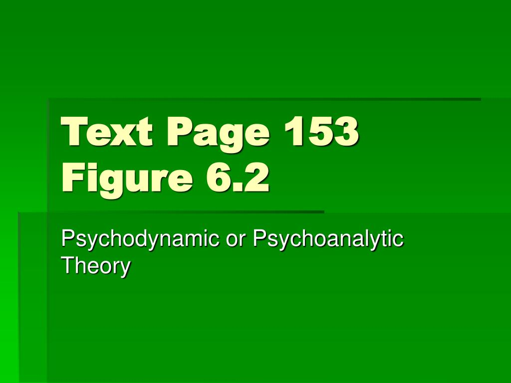 Text Page 153 Figure 6.2
