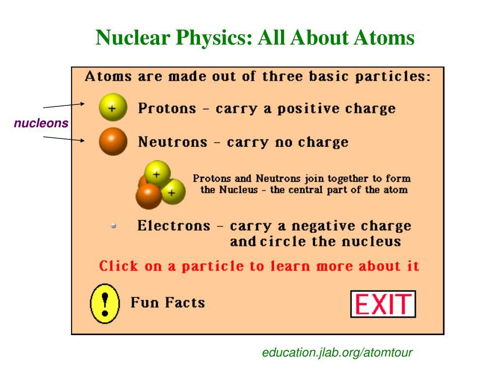 nucleons
