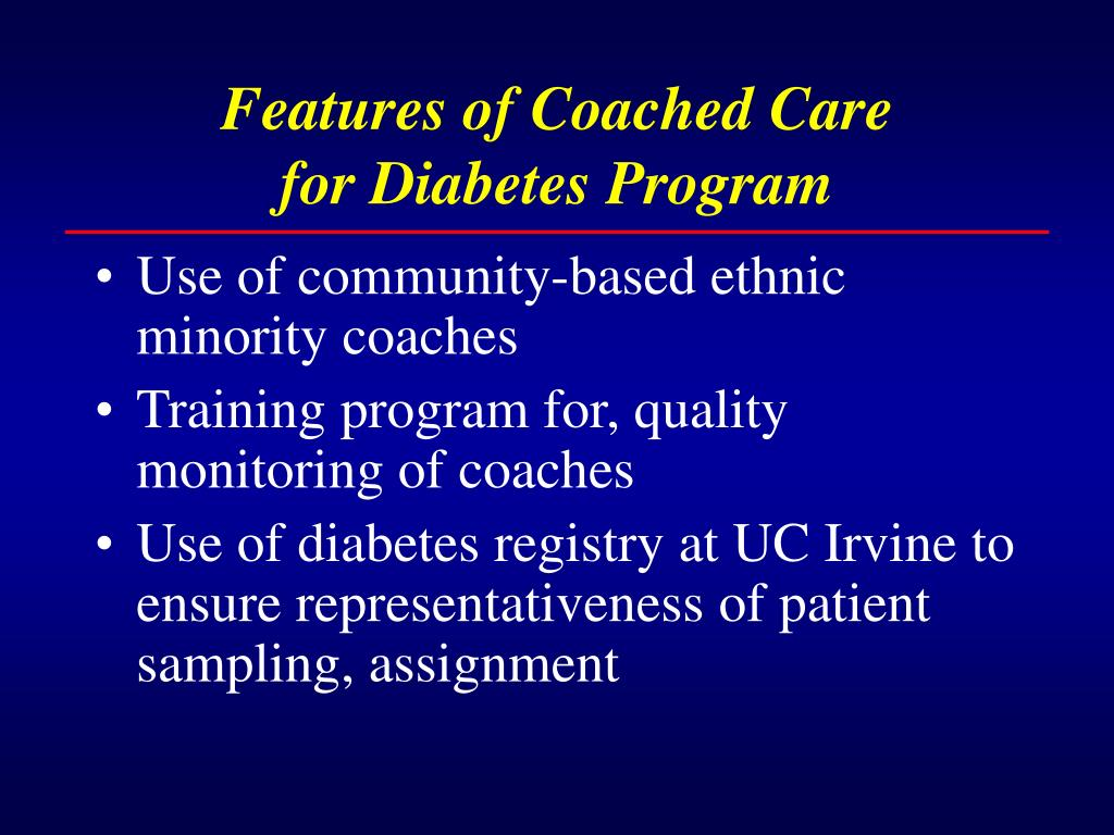 Features of Coached Care
