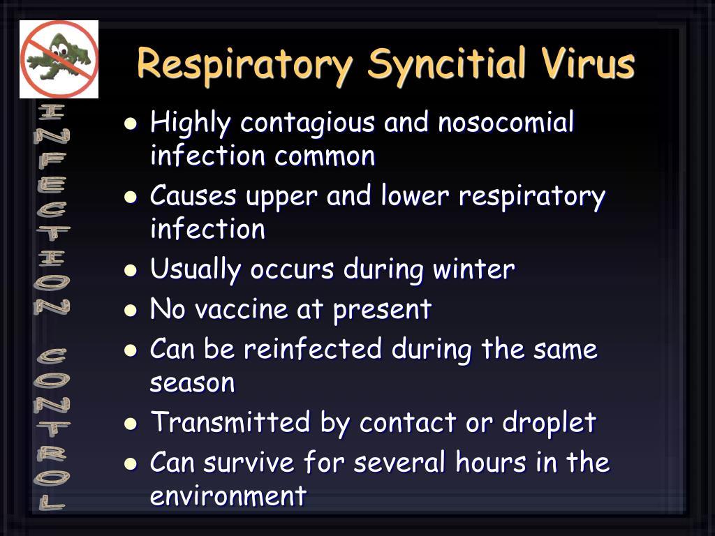 Respiratory Syncitial Virus