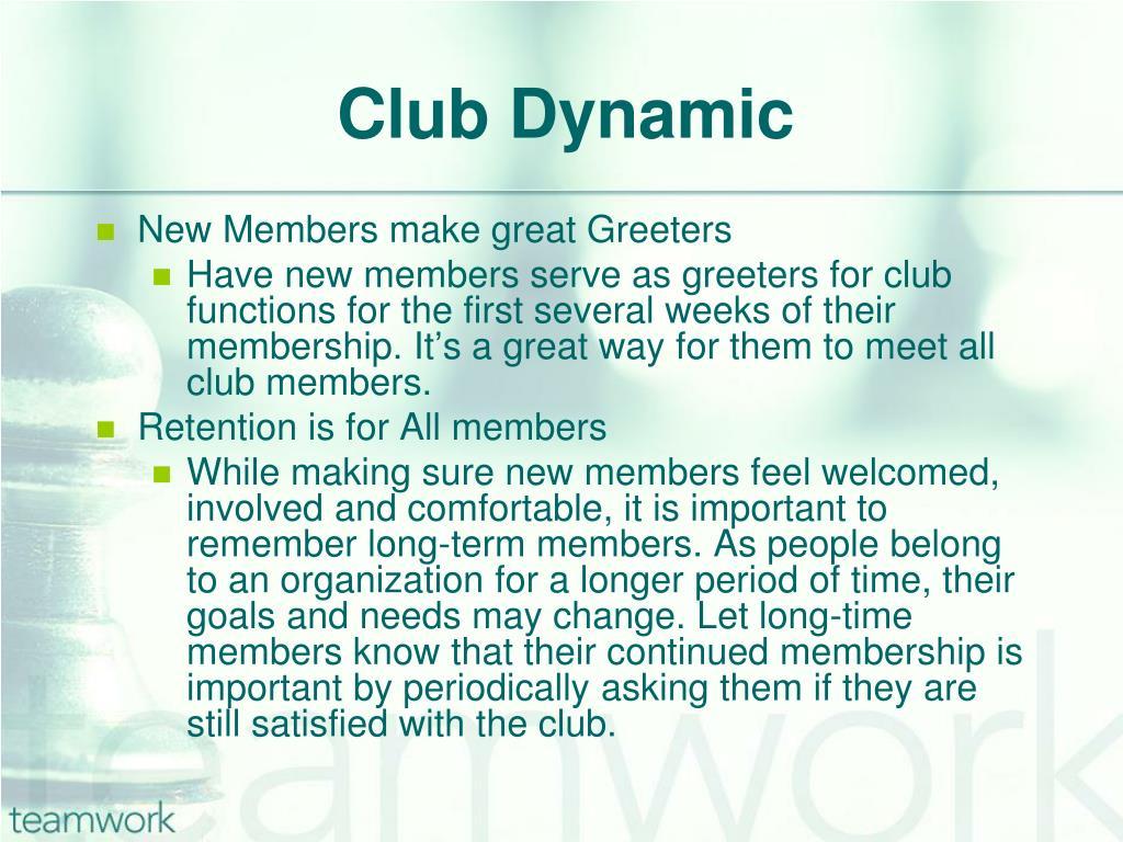 Club Dynamic