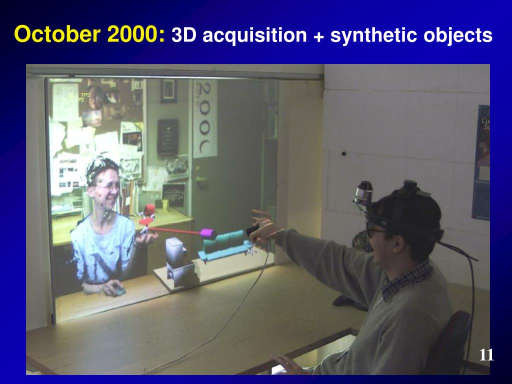 October 2000:
