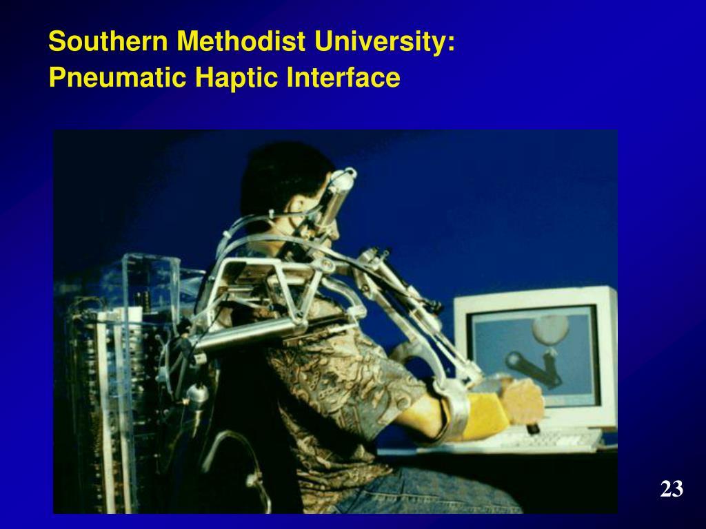 Southern Methodist University: