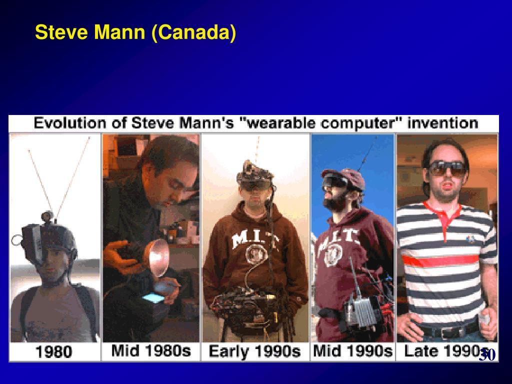 Steve Mann (Canada)