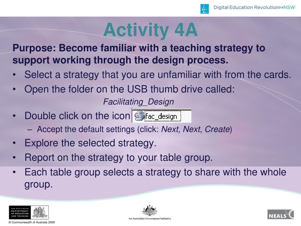 Activity 4A