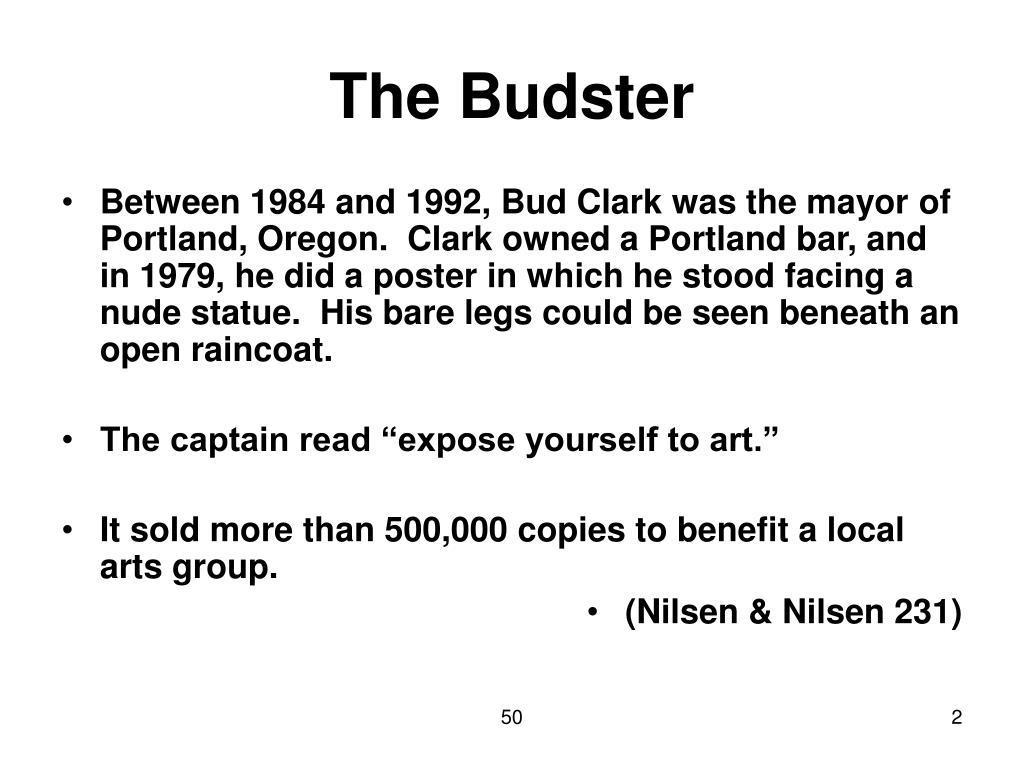 The Budster