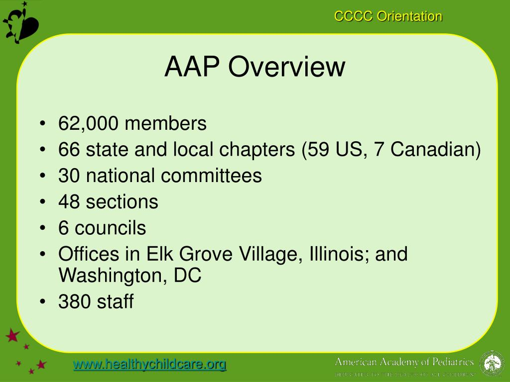 AAP Overview