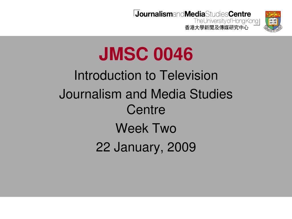 JMSC 0046