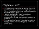 eight americas