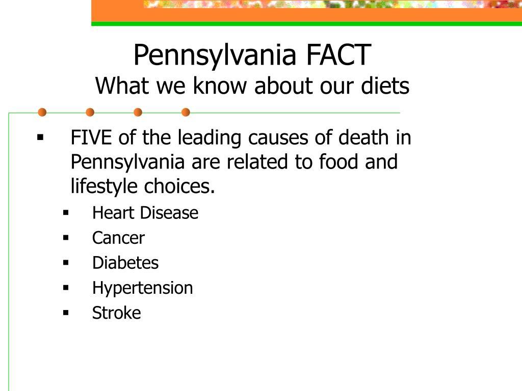 Pennsylvania FACT