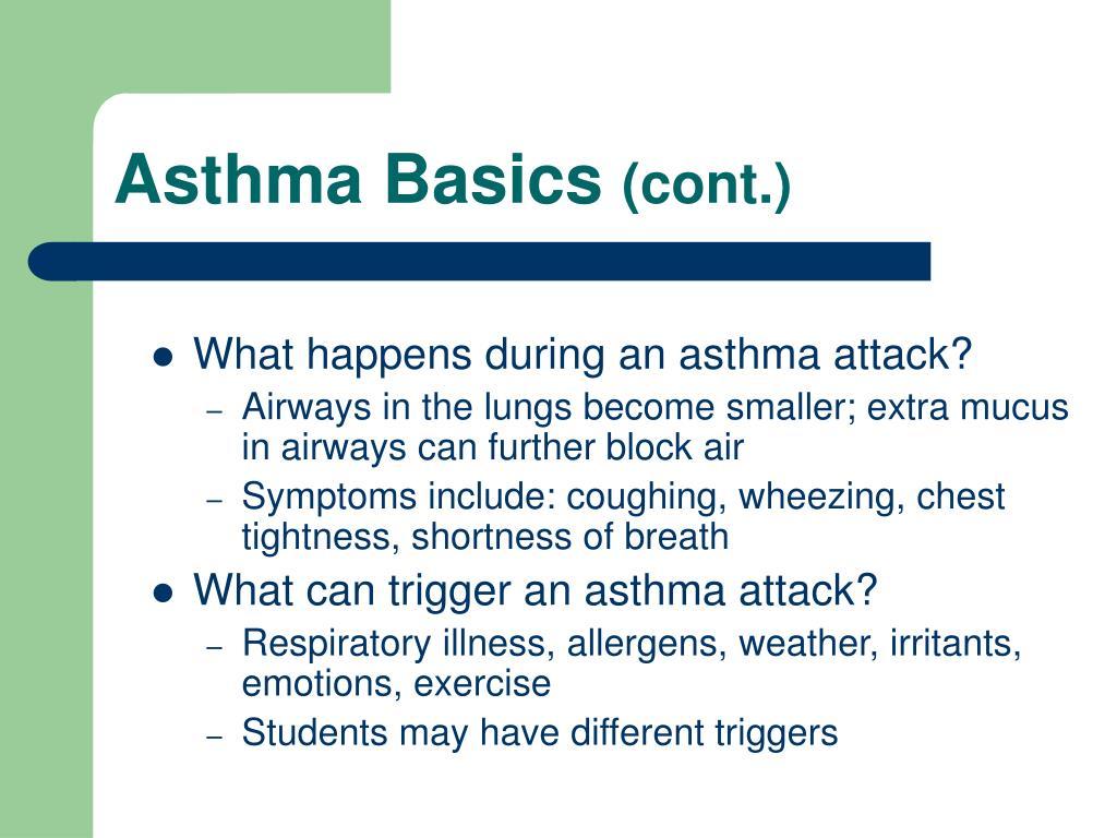 Asthma Basics