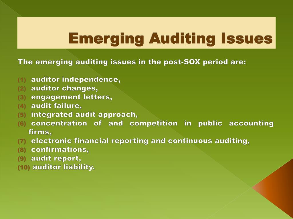 auditing issues Top irs and dol audit issues for retirement plans the content of this article is intended to provide a general guide to the subject matter.