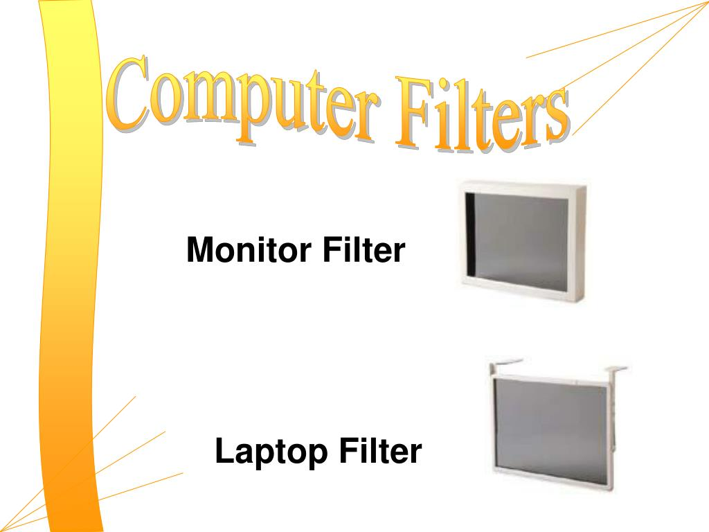 Computer Filters