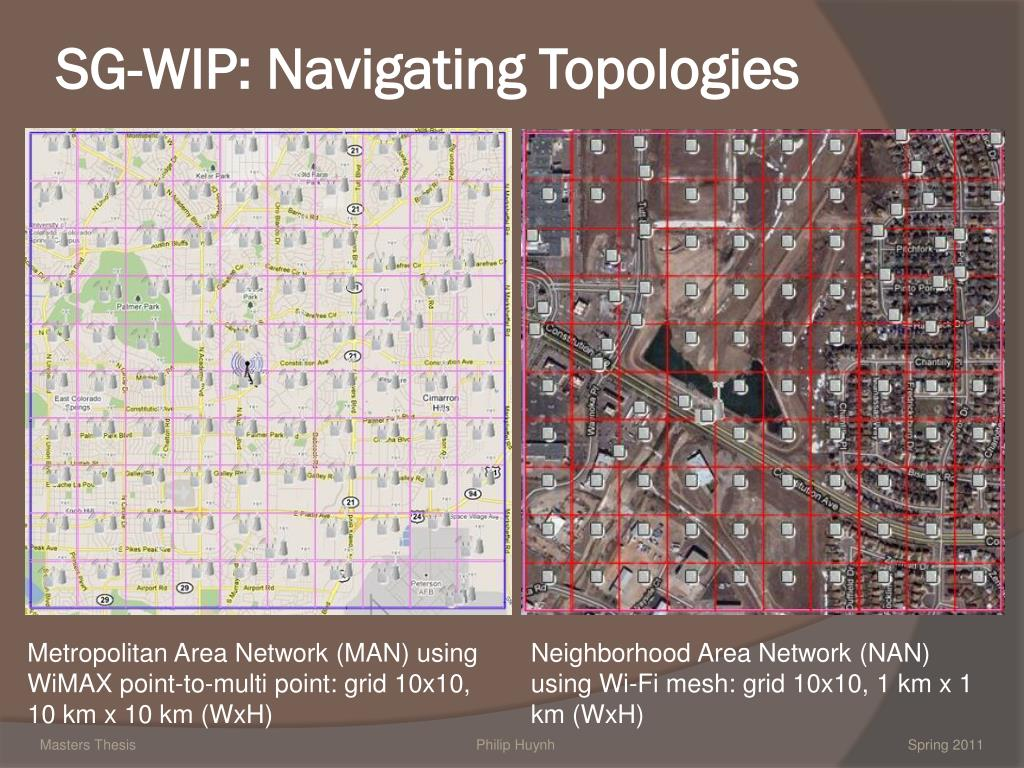 thesis wireless mesh network Design of a wireless mesh sensor network for a housing community a thesis presented to the national university of.