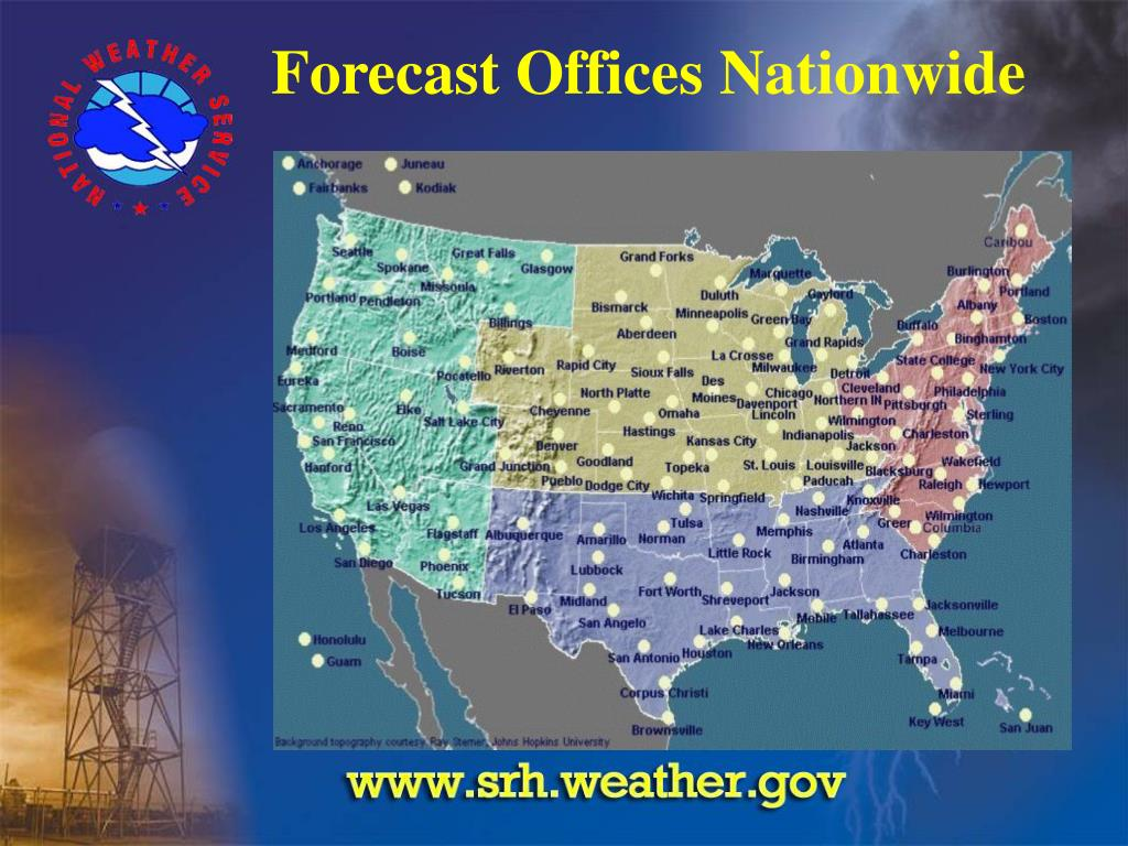 Forecast Offices Nationwide