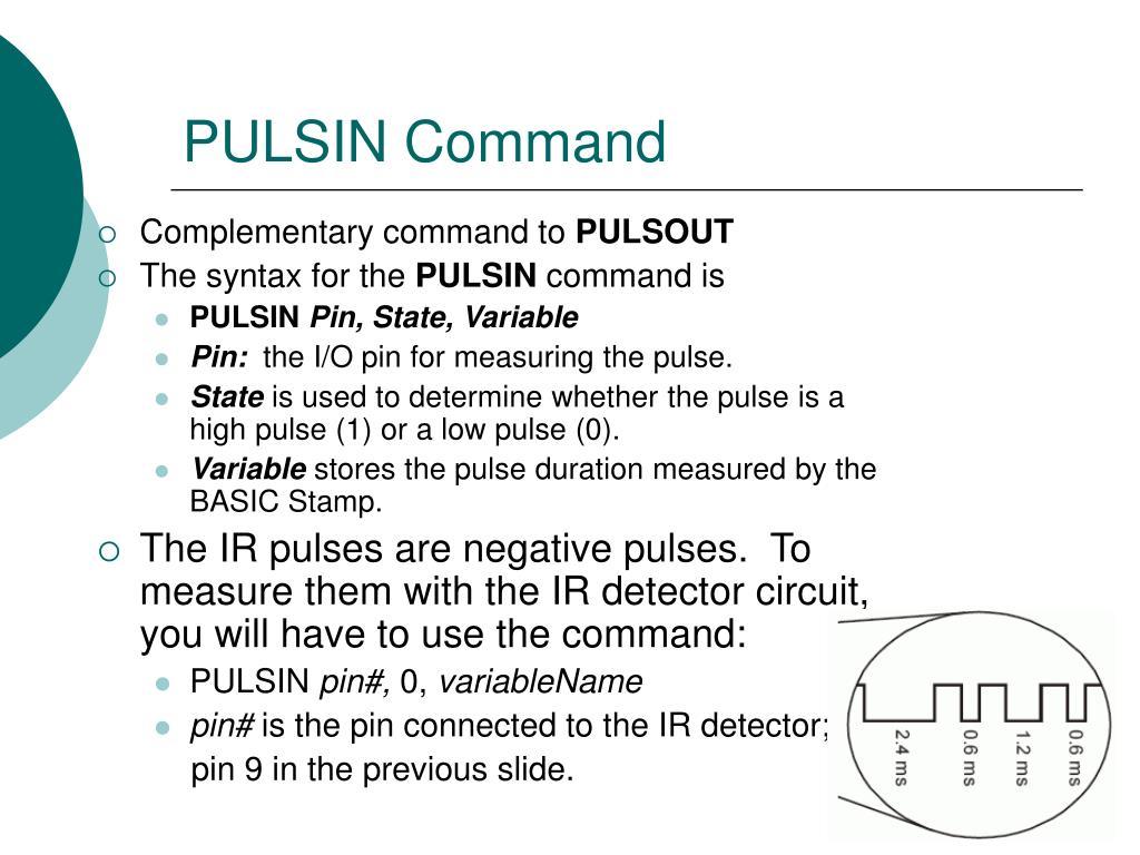 PULSIN Command