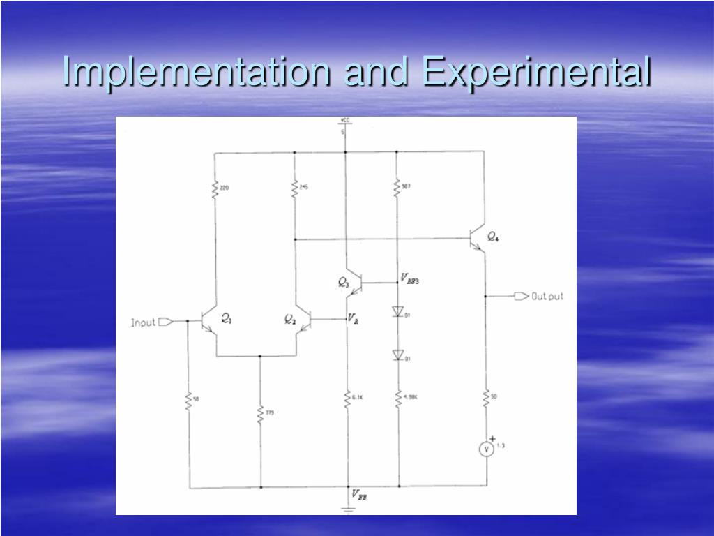 Implementation and Experimental