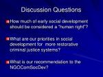 discussion questions81