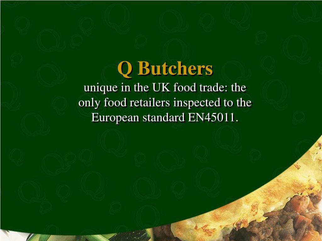 Q Butchers