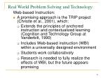 real world problem solving and technology26