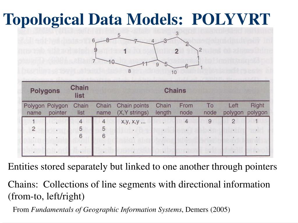 Topological Data Models:  POLYVRT
