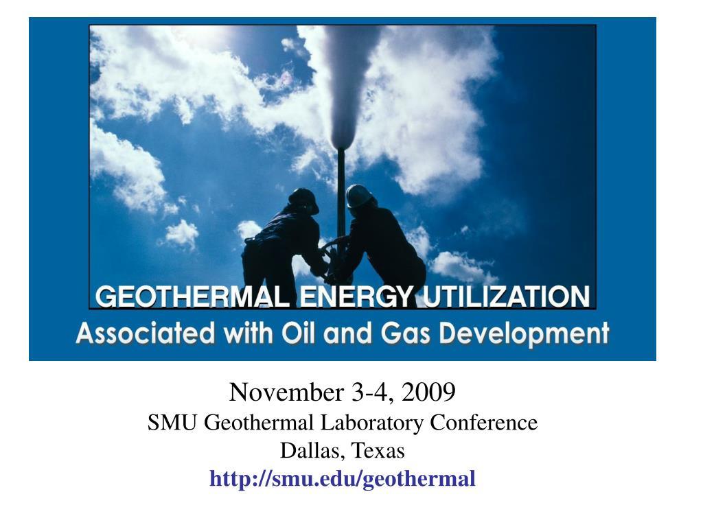 November 3-4, 2009